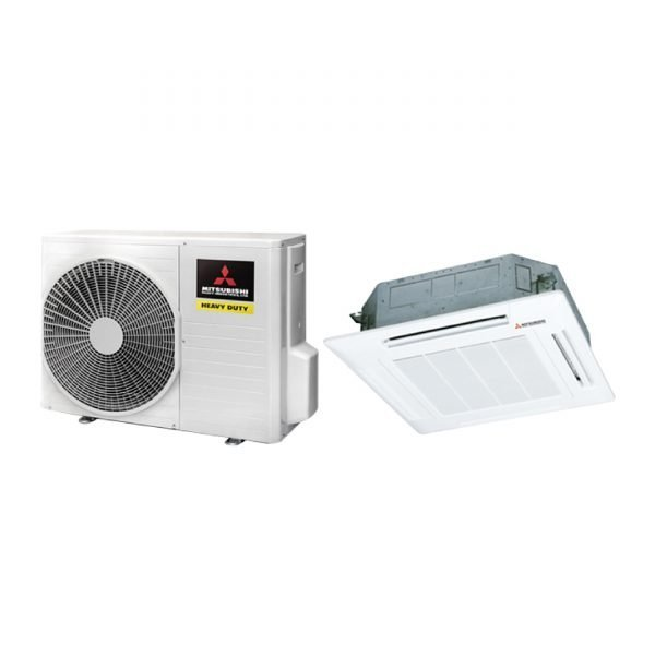 Mitsubishi 5.0HP Ceiling Cassette Type Air Conditioner FDT-125CR